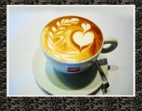 咖啡 咖啡拉花/意式咖啡拉花