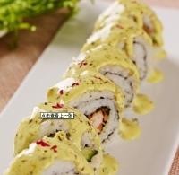 美人寿司卷.