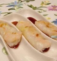 鲜虾韭黄肠.